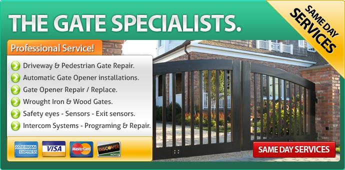 Gate Repair La Mesa CA